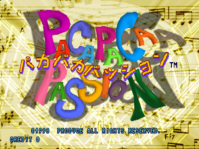 Paca Paca Passion screenshot
