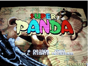 Super Panda screenshot