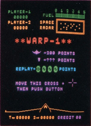 Warp-1 screenshot
