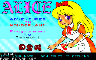 Alice - Adventure in Wonderland screenshot