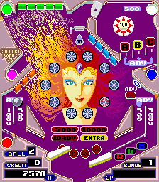 Pinball Action screenshot