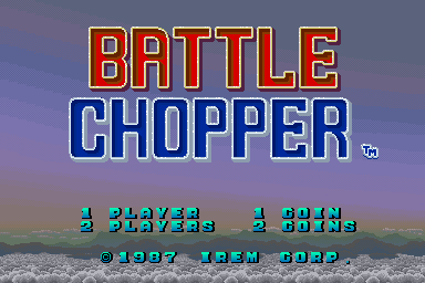 Battle Chopper screenshot