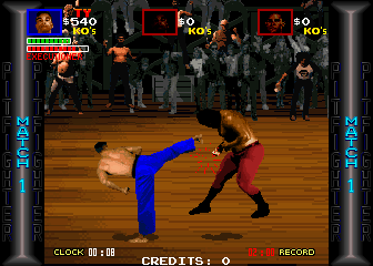 Pit-Fighter screenshot