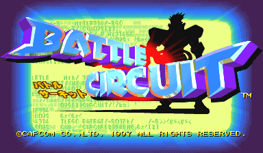 Battle Circuit [Green Board] screenshot