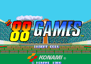 '88 Games [Model GX861] screenshot