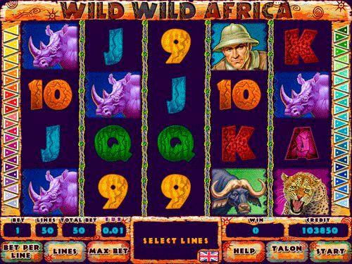 Wild Wild Africa screenshot