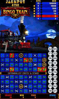 Bingo Train screenshot