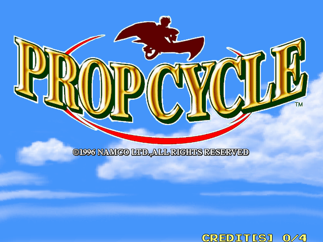 Prop Cycle screenshot