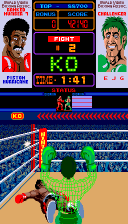 Punch-Out!! [Model CHP1-UP] screenshot