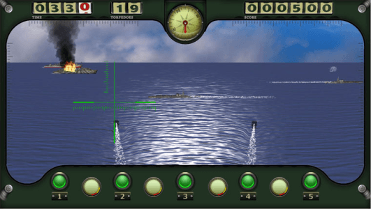 Sea Wolf screenshot