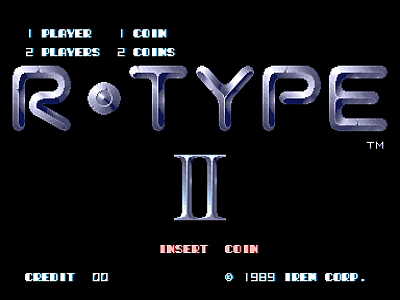 R*Type II screenshot