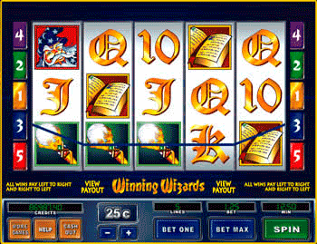 Winning Wizards screenshot