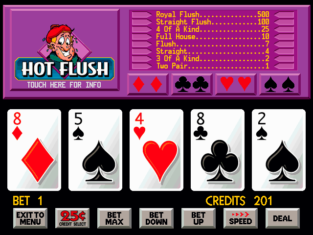 Hot Flush screenshot