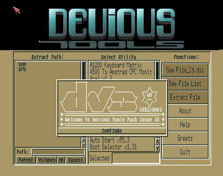 Devious Tools Issue 015 screenshot