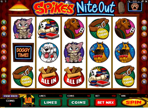 Spike's Night Out screenshot