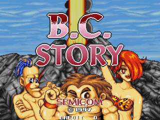B.C. Story screenshot