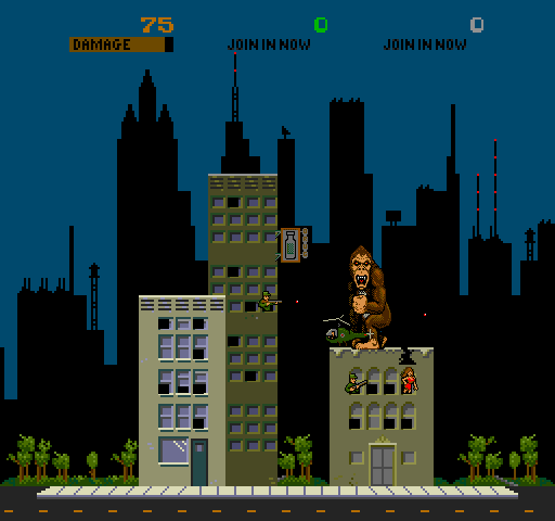 Rampage [No. 0E36] screenshot