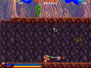 Rastan Saga screenshot