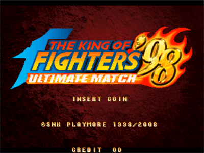 The King of Fighters '98 - Ultimate Match screenshot