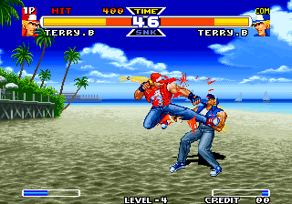 Real Bout Garou Densetsu Special [Model NGM-223] screenshot