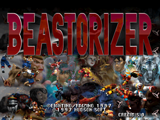 Beastorizer screenshot