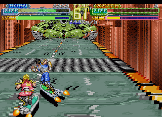 Riding Fight screenshot