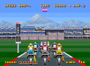 Riding Hero [Model NGM-006] screenshot