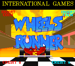 Wheels Runner screenshot