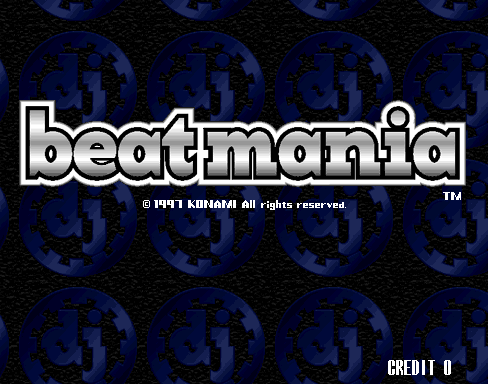beatmania screenshot
