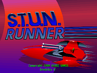 S.T.U.N. Runner screenshot