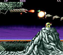 Saint Dragon screenshot