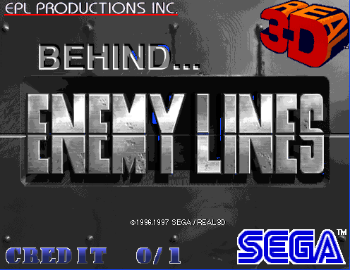 Behind Enemy Lines screenshot