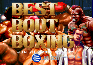 Best Bout Boxing screenshot
