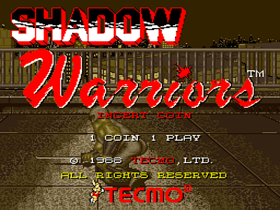 Shadow Warriors screenshot