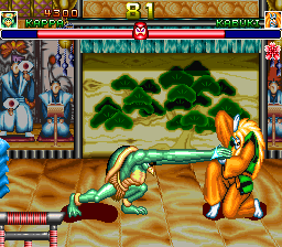 Shogun Warriors screenshot