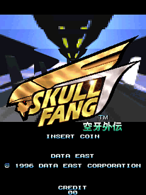 Skull Fang screenshot