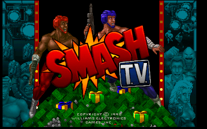 Smash T.V. [Model 3044-U1] screenshot