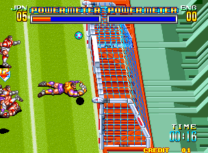 Soccer Brawl [Model NGM-031] screenshot