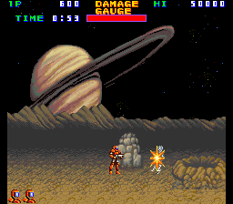 Solar-Warrior screenshot