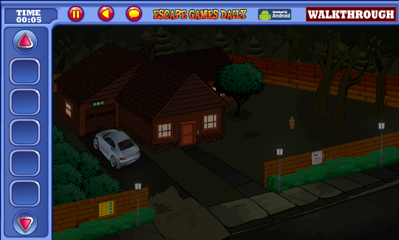 Dark Night Escape 2 screenshot
