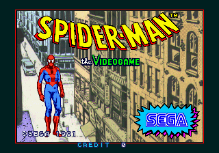 Spider-man - The Video Game screenshot