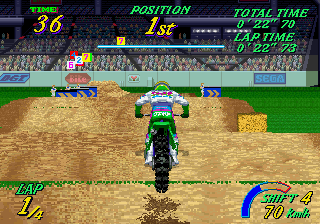 Stadium Cross screenshot