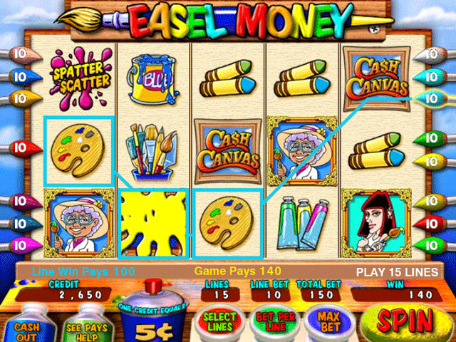 Easel Money screenshot