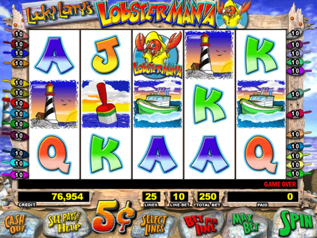 Lucky Larrys Lobstermania Slot Machine Online ᐈ IGT™ Casino Slots