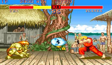 Street Fighter...