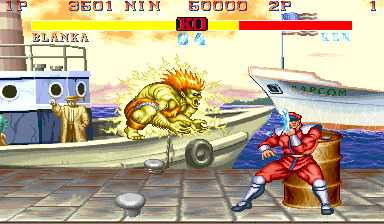 Street Fighter II' - Champion Edition [Accelerator Pt+.II] screenshot