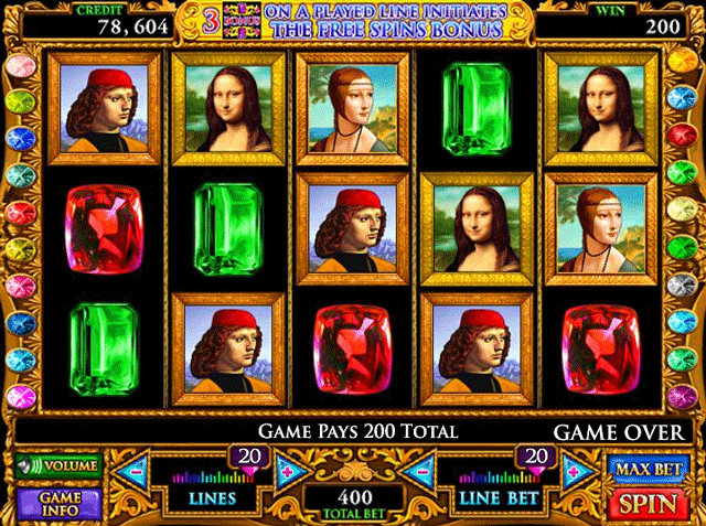 online slot machine game reel king