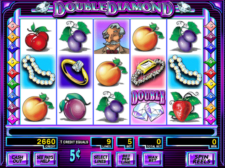 Double Diamond Slot Machine - Now Available for Free Online