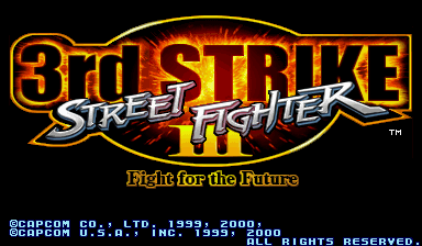 Street Fighter III - 3rd Strike : Fight For The Future screenshot