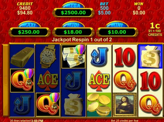 double bucks slot machine download